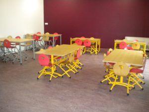 salle de restaurant scolaire